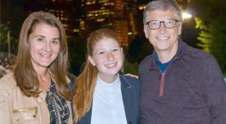 بل گیٹس اور ملینڈا کی علیحدگی نے بچوںکو بھی مشکل میں ڈال دیا، بیٹی کا اظہار افسوس