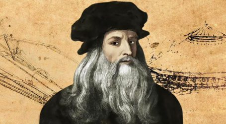 معروف مصور اور سائنسدان لیونارڈو ڈاونچی کی وفات کو 502 سال مکمل ہو گئے