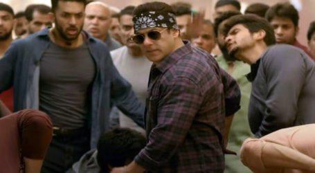 """سلمان خان """"رادھے"""" کو بچانے میںناکام، فلم چوری ہوگئی"""