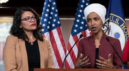 امریکی کانگریس میں خواتین اراکین پارلیمنٹ فلسطین کا ذکر کرتے آبدیدہ