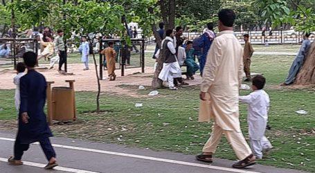 اسلام آباد میںایس او پیز کی خلاف ورزیاں، شہریوںنے تفریحی مقامات کا رخکرلیا