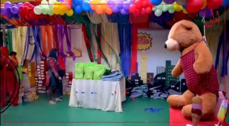 خوشیوںکا بازار، انڈس اسپتال کی جانب سے بچوںکے لئے مفت عید شاپنگ کا انعقاد