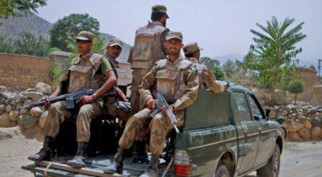 خاران میں سیکورٹی فورسز کا سرچ آپریشن، 2 دہشتگرد ہلاک، ایک جوان شہید