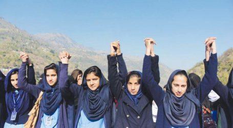 آزاد کشمیر میں پہلی سے آٹھویں جماعت کے طلباء اگلی کلاسز میں پروموٹ