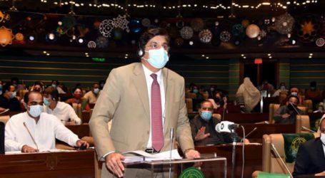 تنخواہوںمیں20فیصد اضافہ،سندھ کا1477ارب سے زائدکابجٹپیش