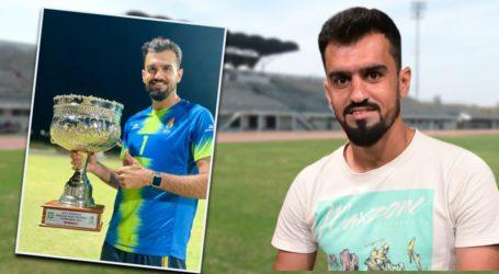 پاکستان میںفٹ بال کا مستقبل روشن، مالی اعانت کی ضرورت ہے، احسان اللہ کی خصوصی گفتگو