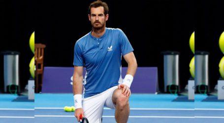 ٹوکیو اولمپکس، ٹینس اسٹار اینڈے مرے ٹانگ میں انجری کے باعث ایونٹ سے دستبردار