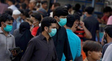 پاکستان میں کورونا کیسز میں اضافہ، 24گھنٹوں میں 2819نئے کیسز رپورٹ، مزید 45افراد جاں بحق