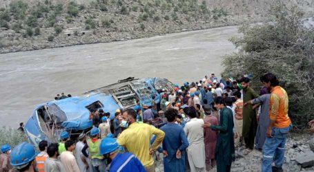اپر کوہستان، داسو جانے والی گاڑی میں دھماکہ حادثاتی ہے یا دہشت گردی؟