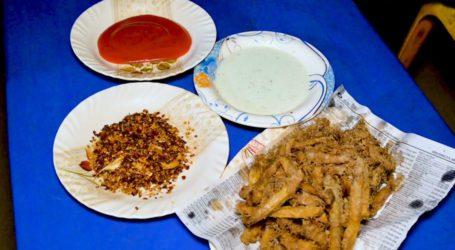 کراچی میں لانڈھی نمبر 3 کی انڈے والی فرنچ فرائز ذائقے میں اپنی مثال آپ