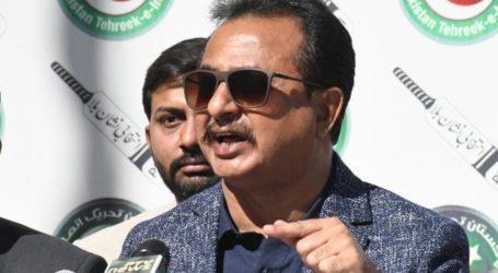 سندھ کے وزرا کچے کے ڈاکوؤں اور منشیات فروشوں کے سرپرست ہیں،حلیم عادل شیخ