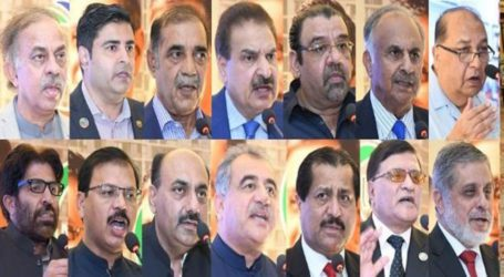 پاکستان آئندہ چند سالوں میں ایک مضبوط سیاسی و معاشی قوت بن کر ابھرےگا،ایس ایم منیر