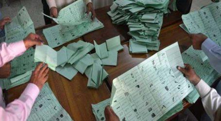 آزاد کشمیر انتخابات، پولنگ کا وقت ختم، ووٹوں کی گنتی کا عمل جاری