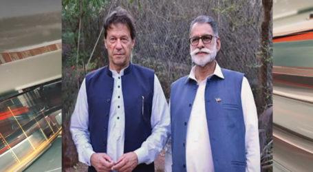 آزاد کشمیر کے نئے وزیر اعظم عبدالقیوم نیازی ہوں گے۔عمران خان کا اعلان