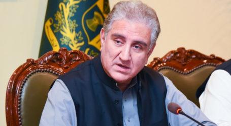 افغانستان میں قیام امن کا فائدہ پورے خطے کو یکساں طور پر ہو گا،شاہ محمود قریشی