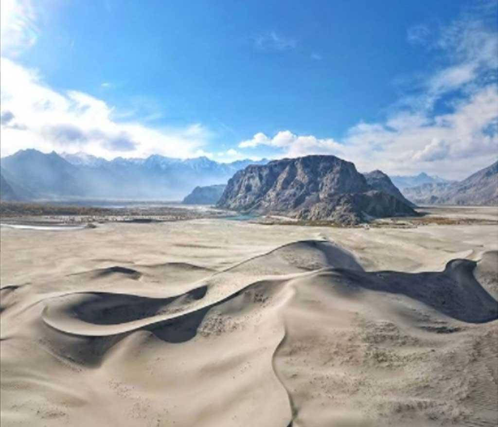 صحرا کٹپانہ ، سکردو