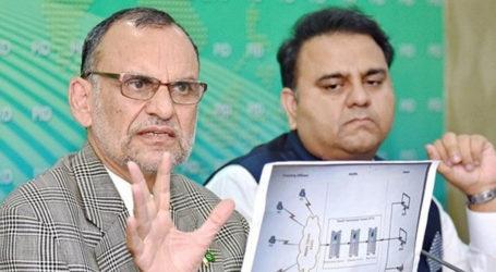 الیکشن کمیشن نے الزامات لگانے پر فواد چوہدری اور اعظم سواتی کو نوٹس جاری کردیئے