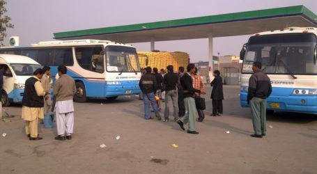 شہر میں بسوں کے اڈے قائم ہونے چاہئے یا نہیں ، سندھ حکومت 11اکتوبر کو عدالت میں جواب جمع کرائے گی