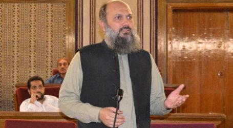 وزیر اعلیٰ بلوچستان جام کمال کے خلاف تحریکِ عدم اعتماد اسمبلی سیکرٹریٹ میں جمع