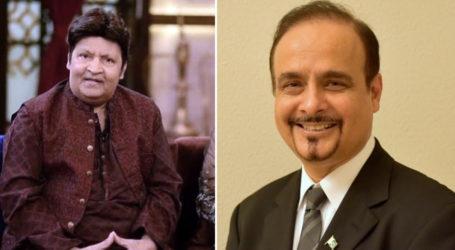 ڈاکٹر طارق شہاب کا عمر شریف کے علاج کے حوالے سے اہم بیان سامنے آگیا