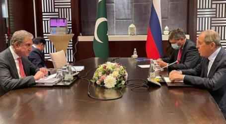 روس سے تعلقات ہماری خارجہ پالیسی کی ترجیحات میں شامل ہیں۔شاہ محمود قریشی