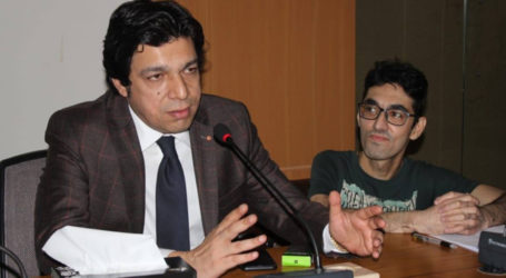 الیکشن کمیشن میں فیصل واؤڈا کی نااہلی کی درخواست پر سماعت 12اکتوبر تک ملتوی
