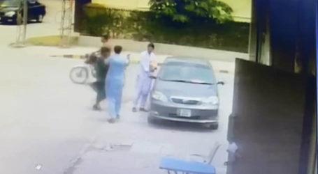 اسلام آباد میں ڈاکوؤں کا راج، تاجر کو 25لاکھ سے محروم کردیا گیا