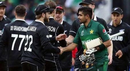 پاکستان اور نیوزی لینڈ کا میچ شروع ہونے سے قبل ہی منسوخ کردیا گیا