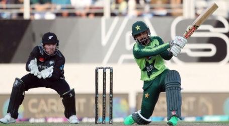 پاکستان اور نیوزی لینڈ کے مابین پہلا ون ڈے میچ آج کھیلا جائے گا