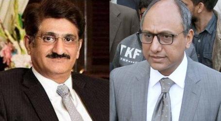 سعید غنی یامراد علی شاہ، ڈیسک خریداری میں اربوں کی کرپشن کا ذمہ دار کون؟
