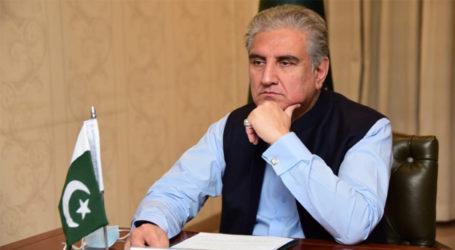 افغانستان کی صورتحال پر گزشتہ 1ماہ میں 26 ممالک سے بات چیت ہوئی۔وزیر خارجہ