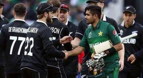 نیوزی لینڈ کرکٹ ٹیم نے 18سال بعد پاکستان میں قدم رکھ دیا
