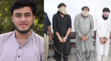 اسلام آباد کا 24سالہ نوجوان پشاور میں قتل، پولیس نے3  ملزمان کو گرفتار کرلیا