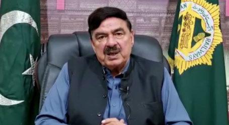 سکیورٹی کا مسئلہ نہیں ہے، ملک کے تمام سکیورٹی ادارے ہائی الرٹ ہیں، شیخ رشید