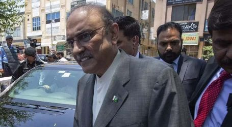 Judicial remand of Talpur, Zardari extended till Sept 19