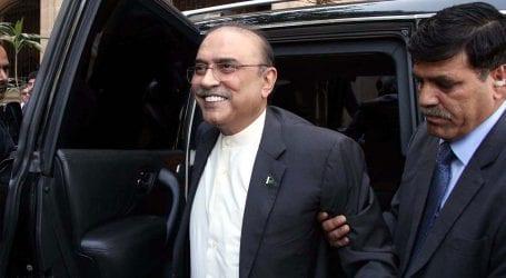 Court reserves verdict on Zardari's petition seeking medical care