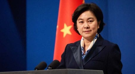 Stop playing your dirty games in Hong Kong: Beijing