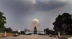 Karachi tomb