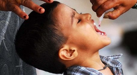 Four new polio cases reported in KP and Sindh