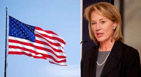Alice Wells denies India consulting US on Kashmir issue