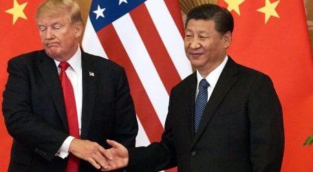 Beijing-Washington to resume trade talks in October