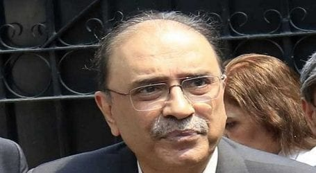 Zardari's appeal for treatment in Karachi rejected