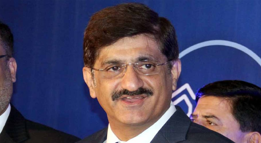 Foreign terrorists attacked PSX building: CM Murad Ali Shah