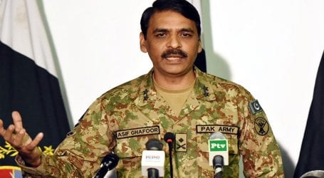 No one will be allowed to harm national stability, DG ISPR