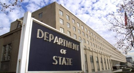 US expresses concern over IoK alarming situation