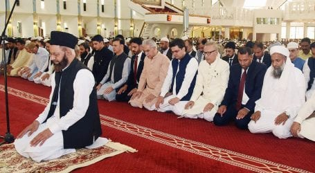 Eid-ul-Azha celebrated with religious fervour across country
