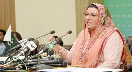 Pakistan Army will be on standby, says Dr. Firdous