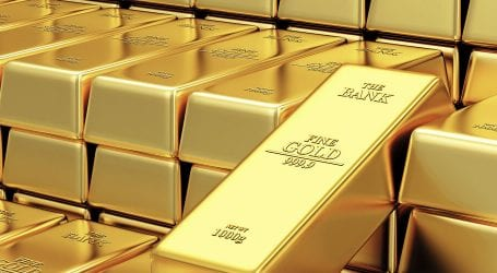 Gold imports decrease 53% in seven months