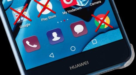 Huawei may launch smartphones without Google