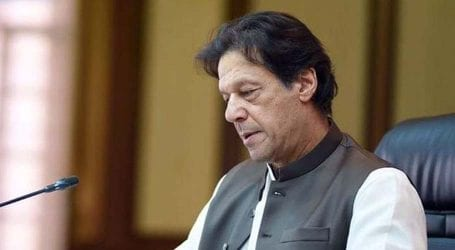 PM Khan marks polio eradication as top priority